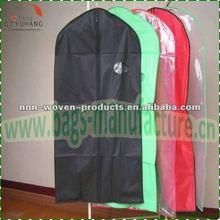 dustproof recycled pet suit bag