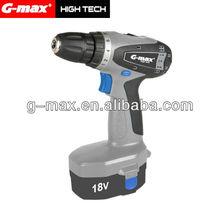 12V/14.4V/18V Two Ni-cd Batteries Makita Cordless Drill