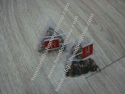 Automatic nylon pyramid tea bag packing machine