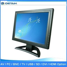 15 Inch Vandal Proof CCTV LCD Monitor, Surveillance Security Monitor DTK-1568B