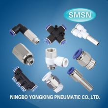 Top Quality Professional Zhejiang Useful PLL-C Pneumatic Fitting for One Touch Tube