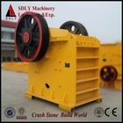 Good quality chinese construction equipment manufacturers price , rock jaw crusher plant for sale for sale