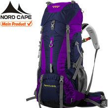 Custom fashion waterproof hiking backpack