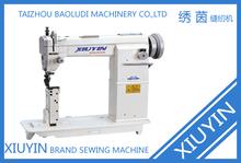 Juki tipo sigle/agulha dupla postado lockstitch máquina de costura usada xy810