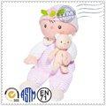 Promoción de la alta calidad de moda de mayor venta hermosa muñecas que actúan como bebés reales