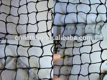 top nero di qualità colore della maglia 19x19mm gatto rete di protezione