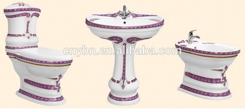 새로운 욕실 디자인 스위트 S- 트랩 250mm 투피스 변기-위생 도자기 ...