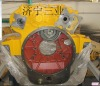 Shantui Flywheel Housing,shantui engline parts