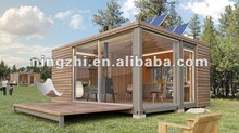 Living safety container house, low price container house
