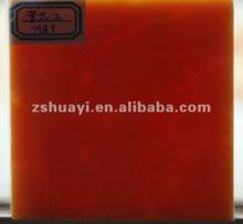 orange faux alabaster