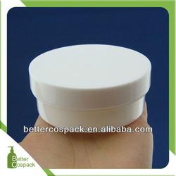 100ml 100g PP plastic jar body butter cream jar
