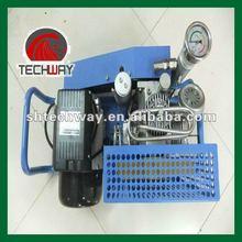 Scuba diving&breathing air compressor