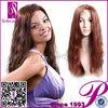 Raw Peruvian Human hair Silk Top Full Lace Wigs