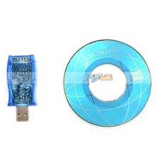 Blue USB Sim Card Reader/Writer/Copy/Cloner/Backup GSM/CDMA