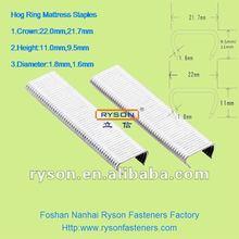 2012 New Type Hog Ring Mattress Nails