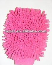 DC basics microfiber chenille wash mitt