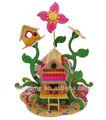 Venta al por mayor de madera casa puzzles/rompecabezas& de juguete de regalo