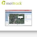 Software de rastreamento gps com rastreamento móvel ms02/história relatório/rastreamento em tempo real