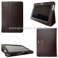 leather pc cases cover for Samsung Galaxy note N8000