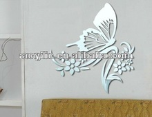 elegant laser cutting OEM home goods wall art