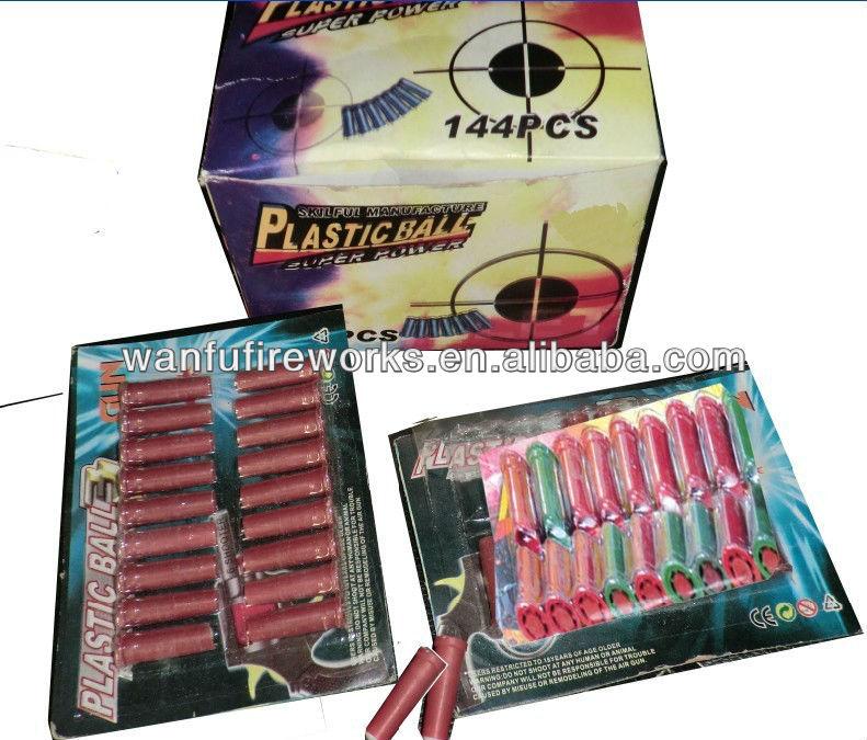 Flare Gun Revolver Fireworks Toy Flare Gun For