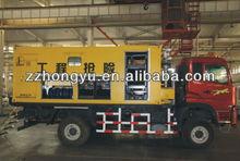 Ingeniería de dongfeng camiones de emergencia/de rescate de emergencia de iluminación del vehículo/trabajos de reparación de camiones de ingeniería