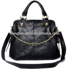 2013 luxury High quality lady leather handbag