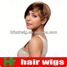 synthetic mens lace front wig