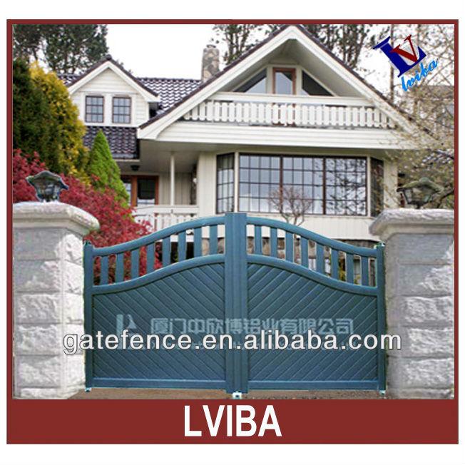 Beautiful and generous house gate designs garden gates