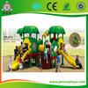 2015 Plastic slide,small playground,kids outdoor playground