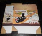 packaging cardboard box