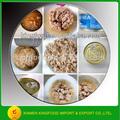 Thon en conserve dans l'huile végétale en saumure dans 170g conserves de poisson en conserve des aliments