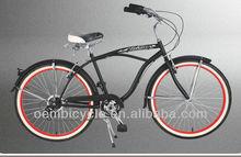 26 inch girls hot sale beach cruiser bikes from china