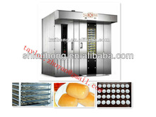 2015 hot sale chicken bakery equipments /rotary oven