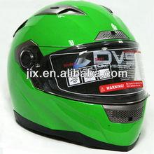2013 New Full face Jet Motorcyle Scooter crash helmet FF002 Gloss Green