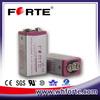 3.6v smoke detector battery ER9V 1200mah 10.8v