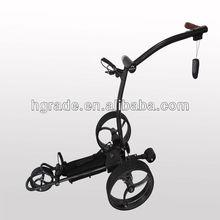 2014 Hot selling motor caddy golf trolley