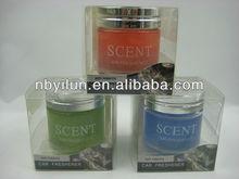 car vent gel air freshener,car perfume