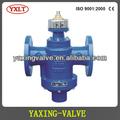 En fonte ductile zl-4m flow control valve avec bride extrémités