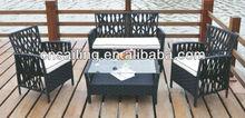 used alum luxury wicker outdoor furniture