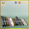 De color de vidrio borosilicato tubo, tubo de vidrio borosilicato, la india tubos de vidrio( j- 360)