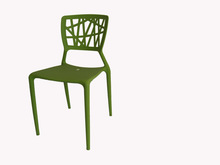 Modern design cheap restaurant chairs made of pp without armrest