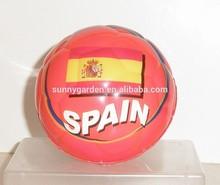 world cup stress pu soccer ball BSG18024