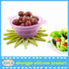 high temperature resistant collapsible bowl /silicone bowls/Wholesale silicone bowl