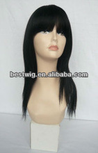 100% human hair full/front red lace wig brand new fashion