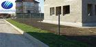 Outdoor retractable fence, easy installation fence (factory)