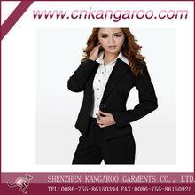 2014 women work suit/business suit/formal suit