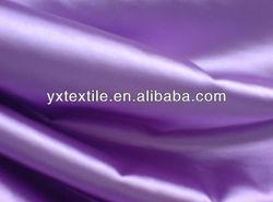 dyeing, printing, coating satin