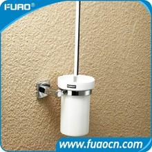 The bathroom ceramic toilet brush holder FA-88657