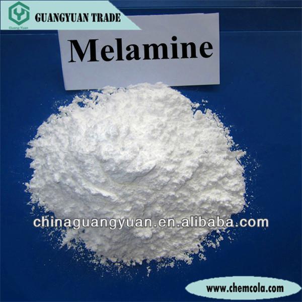 melamine powder 99.8% for MF resin